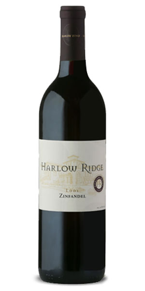 zinfandel california harlow Ridge