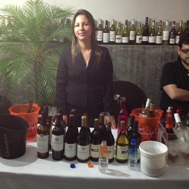 degustação au vin