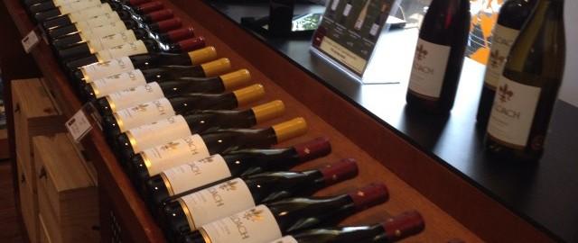 promocao wine stock